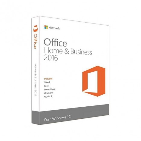 Microsoft Office Home and Business 2016 pour Windows - Français