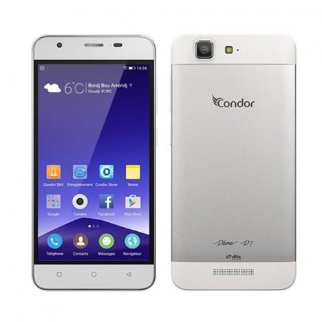 Prix Telephone Portable Condor Plume P7 Double Sim Technopro