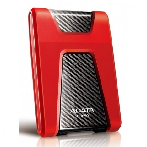 Disque Dur Externe Adata Antichocs HD650 USB 3.0 / 1 To / Noir
