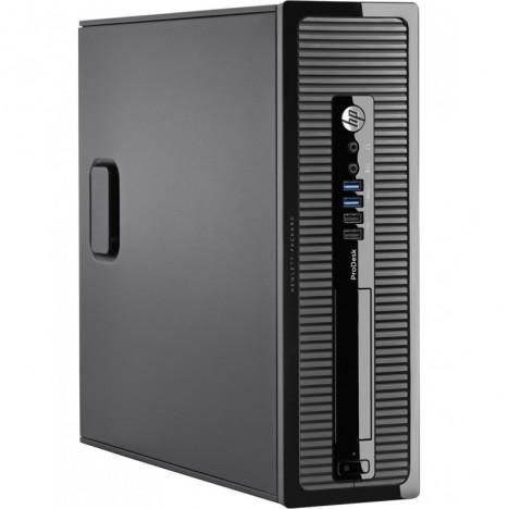 Pc de bureau HP ProDesk 400 G1 SFF / i3 4è Gén / 4 Go