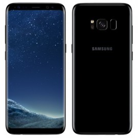 Téléphone Portable Samsung Galaxy S8 / Noir + 330 Dinars Gratuité