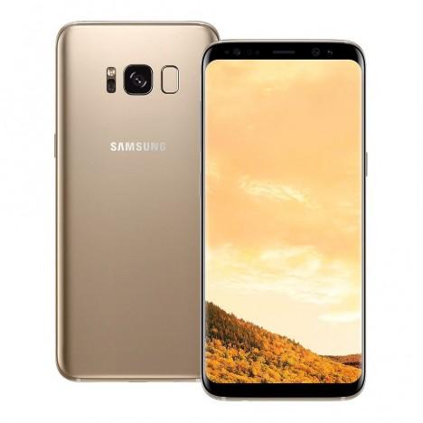 Téléphone Portable Samsung Galaxy S8 / Noir
