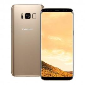 Téléphone Portable Samsung Galaxy S8 / Gold + 1 Mois IPTV Offert