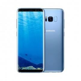 Téléphone Portable Samsung Galaxy S8 / Blue + 1 Mois IPTV Offert