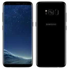 Téléphone Portable Samsung Galaxy S8 Plus / Noir + 12 Mois IPTV Offert