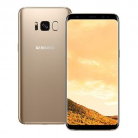 Téléphone Portable Samsung Galaxy S8 Plus Gold