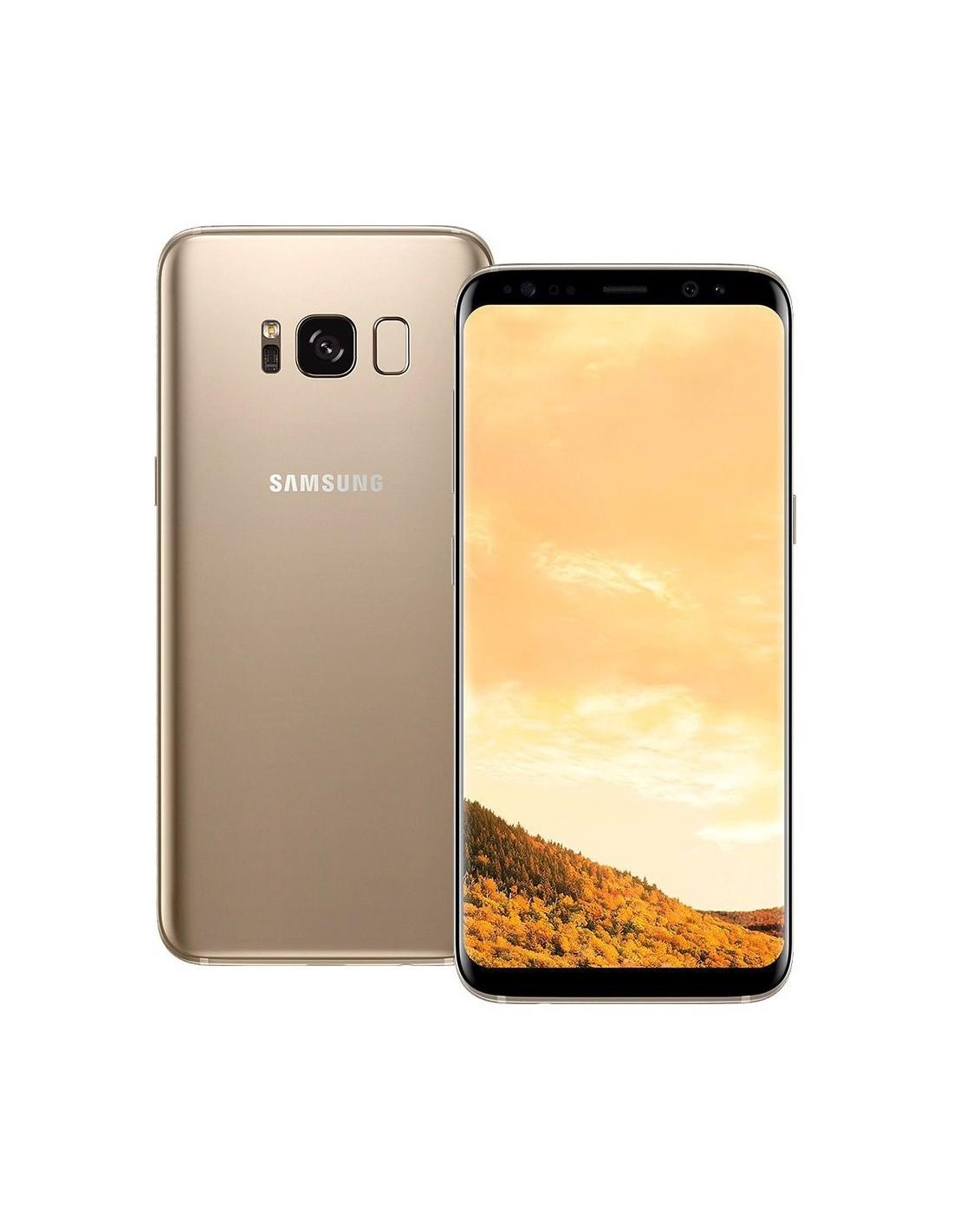 Prix Téléphone Portable Samsung Galaxy S8 Plus Gold SM-G955FD Tunisie 593be70e2ced