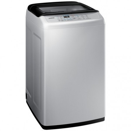 Machine à laver à chargement par le haut Samsung 9Kg / Silver