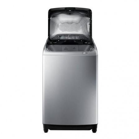 Machine à laver à chargement par le haut Samsung 14 KG / Silver