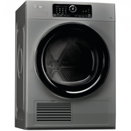 Machine à laver automatique Whirlpool 9Kg - Silver (FSCM 90430 SL)