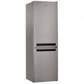Réfrigérateur Whirlpool  6ème Sens  Silver 360 L  BSNF8121OX