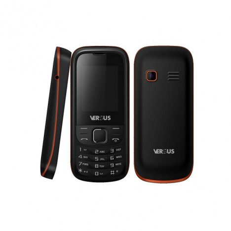 Téléphone Portable Versus Pixou / Double SIM / Noir&Bleu