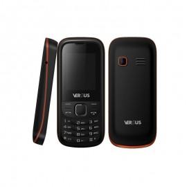 Téléphone Portable Versus Pixou / Double SIM / Noir&Rouge