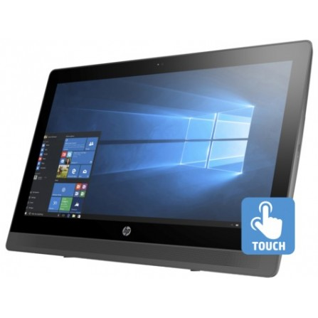 Pc de bureau HP All-in-One ProOne 400 G2 Tactile / i5 6è Gén / 4 Go
