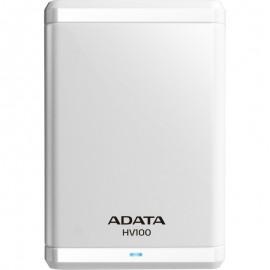 Disque Dur Externe Adata HV100 USB 3.0 / 1 To / Blanc