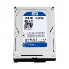 "Disque Dur Interne 3.5"" Western digital Caviar Blue 320 Go"