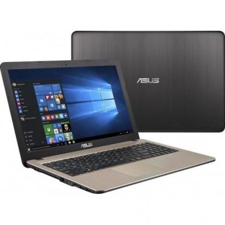 Pc portable Asus VivoBook Max X541NA / Quad Core / 4 Go / Noir + 110 Dt gratuité