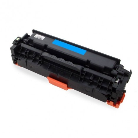 Toner HP Laser CB541A Cyan Adaptable