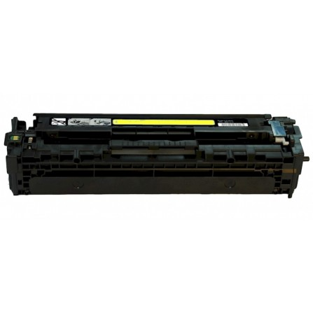 Toner HP Laser Adaptable CB542A/CF212A/322A Yellow