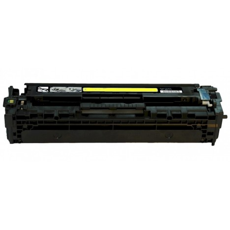Toner HP Laser CB542A Yellow Adaptable