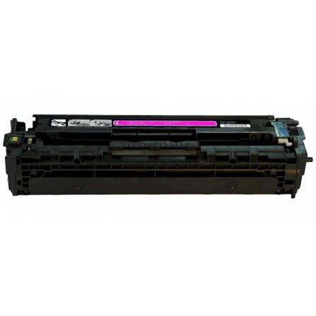 Toner HP Laser CB543A Magenta Adaptable