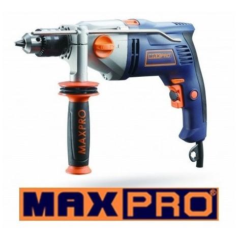 Perceuse à Percussion MaxPro 850w 13 mm MPID850V