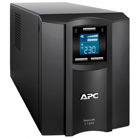 Onduleur In Line APC Smart-UPS C 1500VA 230V Tour / USB + Série