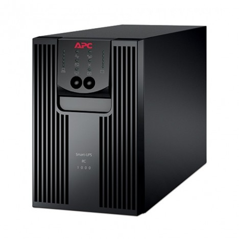Onduleur On Line Double Conversion APC Smart-UPS RC 1000VA
