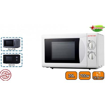 Micro Ondes Haier HDA2070-MS / Silver