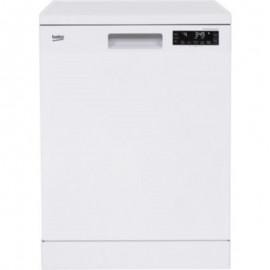 Lave vaisselle BEKO 14 Couverts Blanc (DFN28420W)