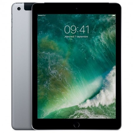 "Apple iPad 9.7"" / 32Go / 4G WiFi / Cellular / Gris sidéral"