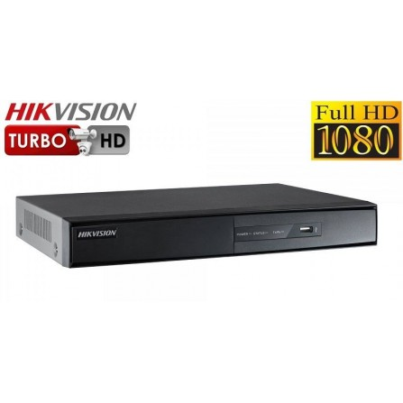 DVR HIKVISION HD 2MP Series 16 CHANNELS