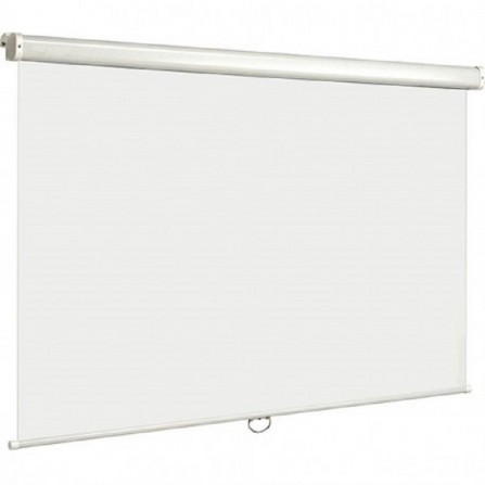 Ecran de projection mural 2X3 manuel 177X177cm - Blanc (EMPR1818R)