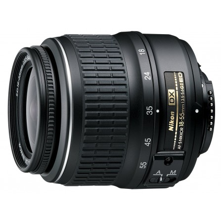 Objectif Nikon AFS DX 18-55mm