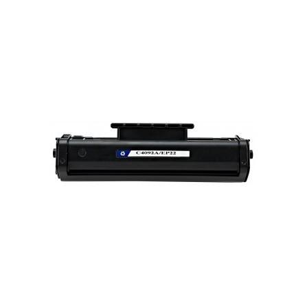 Toner HP Adaptable 92A Laser C4092A BK Noir