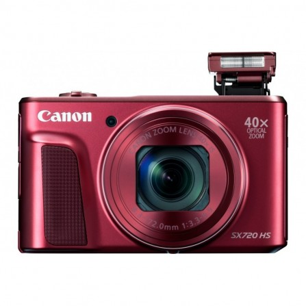 Appareil photo CANON Powershot Rouge SX-720HS
