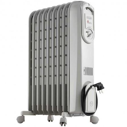 Radiateur bain d'huile DELONGHI Vento V550920 9 éléments - 2000W