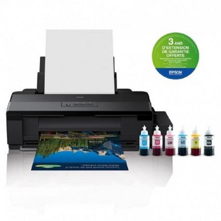Imprimante Epson à réservoir intégré ITS A3+ L1800