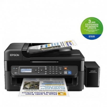 Imprimante Multifonction Epson L565 couleur 4en1 à réservoir intégré / Wifi & Ethernet