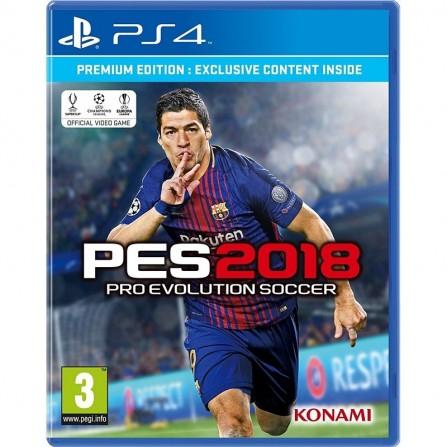 Jeux PS4 FIFA 2018