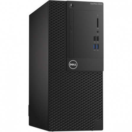 PC Bureau DELL Optiplex 3050 MT - i3 7è Gén - 4 Go