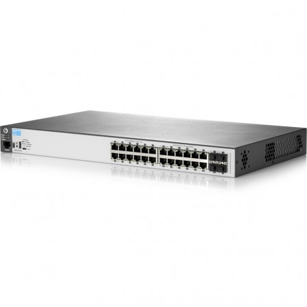 Switch HP 2530 24 Ports 10/100/1000 Mbps + 4 Ports SFP