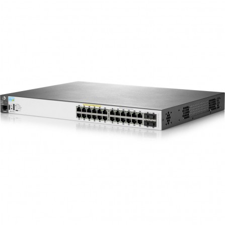 Switch HP 2530 24 Ports 10/100/1000 Mbps PoE + 4 Ports SFP