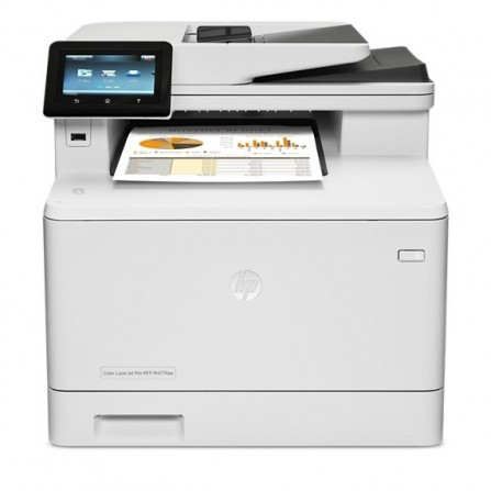 Imprimante Multifonction HP M477FDW Color LASERJET PRO / WIFI