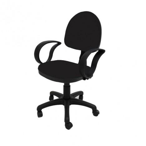 Ergo Chaise Noir Plus Avec Accoudoirs FTcl3J1K
