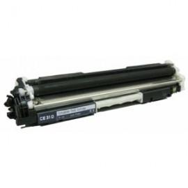 Toner adaptable HP Laser CE310A / CF350A Noir