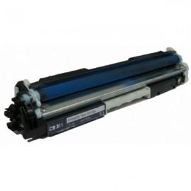 Toner Adaptable HP Laser CE311A / CF351 Cyan