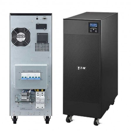 Onduleur On Line EATON 9E 10kVA 10000VA RS-232, USB