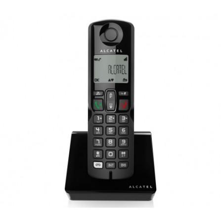 Téléphone Fixe Alcatel S250 Sans Fil Avec La Fonction Mains-Libres
