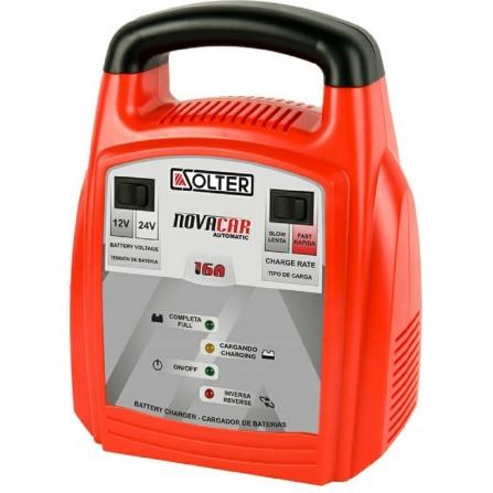 Chargeur Batterie Vovacar-16A-12/12V